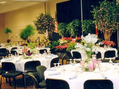 Conference, Party Centers & Catering